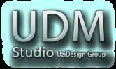 לוגו יו די אם - UDM LOGO